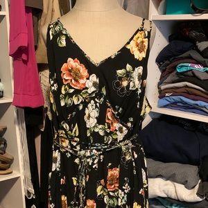 Flowy sun dress from Torrid size 2